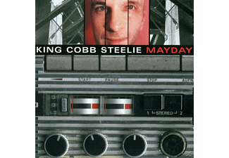 King Cobb Steelie - Mayday - (CD)