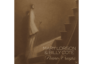Billy Cote - Piano Creeps - (CD)