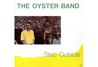 Oysterb - Step Outside - (CD)