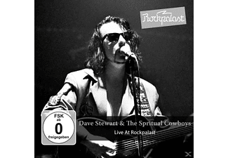 Stewart, Dave, & The Spiritual Cowboys - Live At Rockpalast [CD + DVD Video]