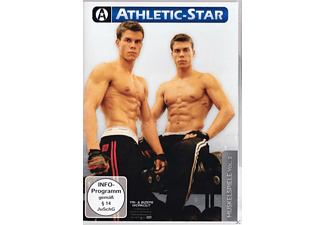Athletic-Star: Muskelspiele - Vol. 2 [DVD]