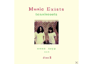 Tenniscoats - Music Exists:Disc 2 - (Vinyl)