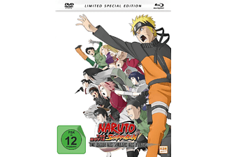 Naruto Shippuden - Die Erben des Willens des Feuers /The Movie 3 - (DVD)