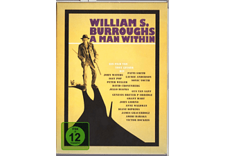WILLIAM S.BURROUGHS - A MAN WITHIN - (DVD)