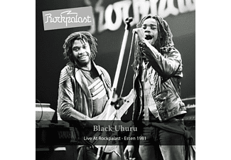 Black Uhuru - Live At Rockpalast - (CD + DVD Video)