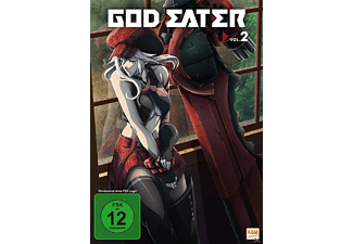 God Eater - Vol. 2/Episode 6 - 9 [DVD]