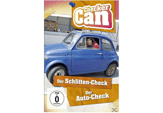 Checker Can - Der Auto-Check / Der Schlitten-Check [DVD]