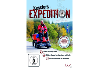 Kesslers Expedition - Volume 2 [DVD]