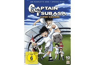 Captain Tsubasa - Super Kickers - Gesamtedition Folgen 1-52 - (DVD)