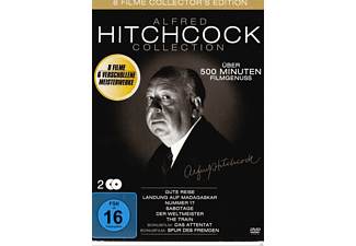 Alfred Hitchcock Collection (8 Filme) - (DVD)