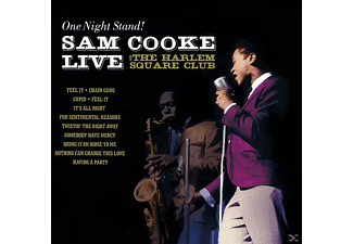 Sam Cooke - Live At Harlem Square Club [CD]