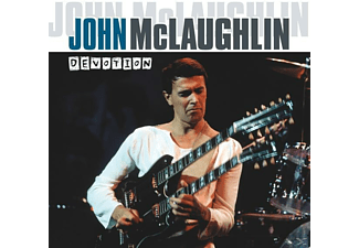 John McLaughlin - Devotion (Vinyl LP (nagylemez))