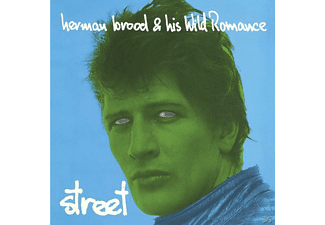 Herman & Wild Roma Brood - Street - (CD)