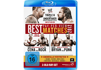 Best PPV Matches 2012 - (Blu-ray)