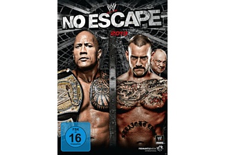 No Escape 2013 - (DVD)