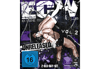 ECW Unreleased - Vol. 2 [Blu-ray]