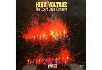 The Count Basie Orchestra - High Voltage [CD]