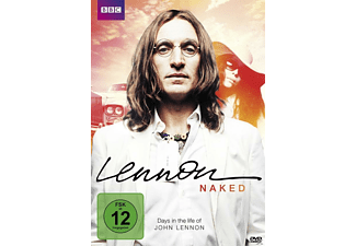 Lennon Naked - Days in the Life of John Lennon - (DVD)