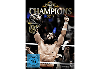 Night of Champions 2013 - (DVD)