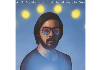 Al Di Meola - Land Of The Midnight Sun [CD]