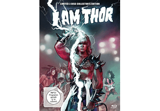 I am Thor - (Blu-ray + DVD)