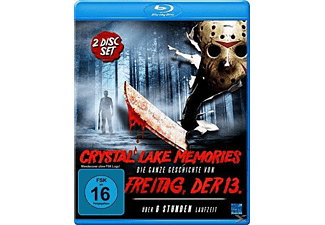 Crystal Lake Memories - The complete history of Friday 13th - (Blu-ray)