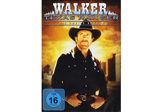 Walker, Texas Ranger - Season 2 [DVD]