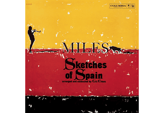 Miles Davis - Sketches Of Spain (180g Vinyl)-Jean-Pierre Leloir [Vinyl]