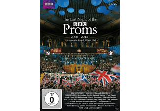 Last Night of the Proms 2000-2012 [DVD]