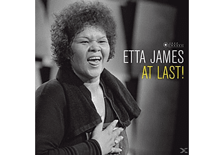 James Etta - At Last! (180g Vinyl)-Jean-Pierre Leloir Collect [Vinyl]