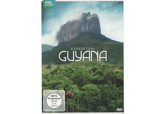 Expedition Guyana (BBC Earth) - (DVD)