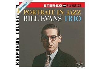 Bill Evans - Portrait In Jazz (180g Vinyl)-Jean-Pierre Leloir [Vinyl]