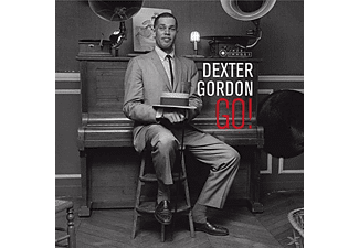 Dexter Gordon - Go! (180g Vinyl)-Jean-Pierre Leloir Collection - (Vinyl)