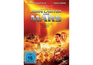 Princess of Mars / John Carter vom Mars [DVD]