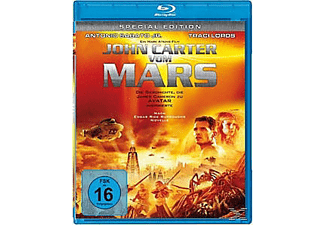 Princess of Mars / John Carter vom Mars [Blu-ray]