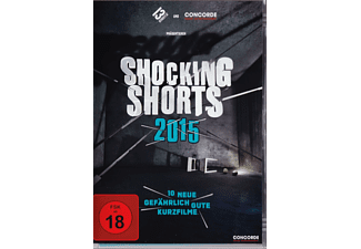 Shocking Shorts 2015 - (DVD)