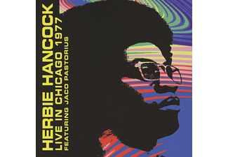 Herbie Hancock - Live in Chicago '77 (CD)