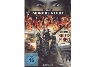 Monday Night War Vol.1-Shots Fired - (DVD)