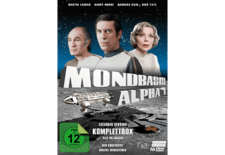 Mondbasis Alpha 1 - Extended Version - (DVD)