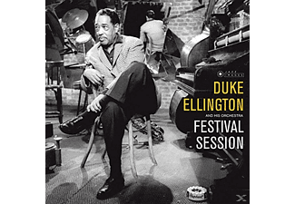 Duke Ellington - Festival Session (180g Vinyl)-Jean-Pierre Leloir [Vinyl]