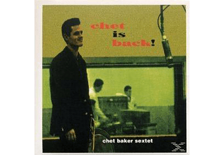 Chet Baker - Chet Is Back! (180g Vinyl)-Jean-Pierre Leloir Co [Vinyl]