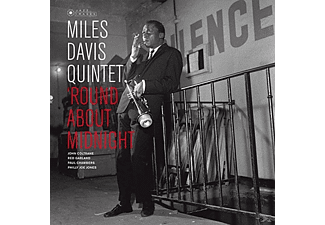 Miles Davis - Round About Midnight (180g Vinyl)-Leloir Collect [Vinyl]