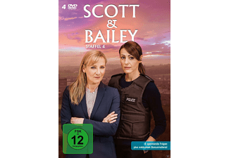 Scott & Bailey - Staffel 4 [DVD]