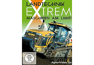 Landtechnik Extrem - Maschinen am Limit! - (DVD)