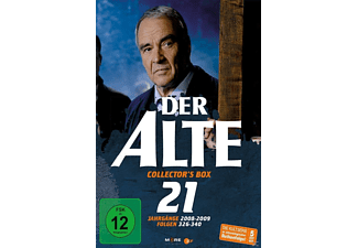 Der Alte - Collector's Box Vol. 21 [DVD]