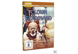 CLOWN FERDINAND (DDR TV-ARCHIV) - (DVD)