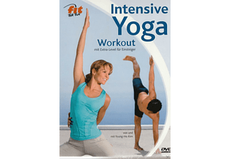 Fit For Fun - Intensive Yoga Workout - (DVD)