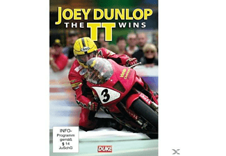 Joey Dunlop The Tt Wins - (DVD)