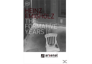 THE FORMATIVE YEARS 1 - 1972-75 - (DVD)