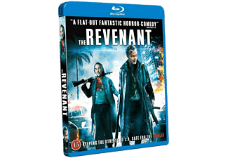 The Revenant Skräck Blu-ray